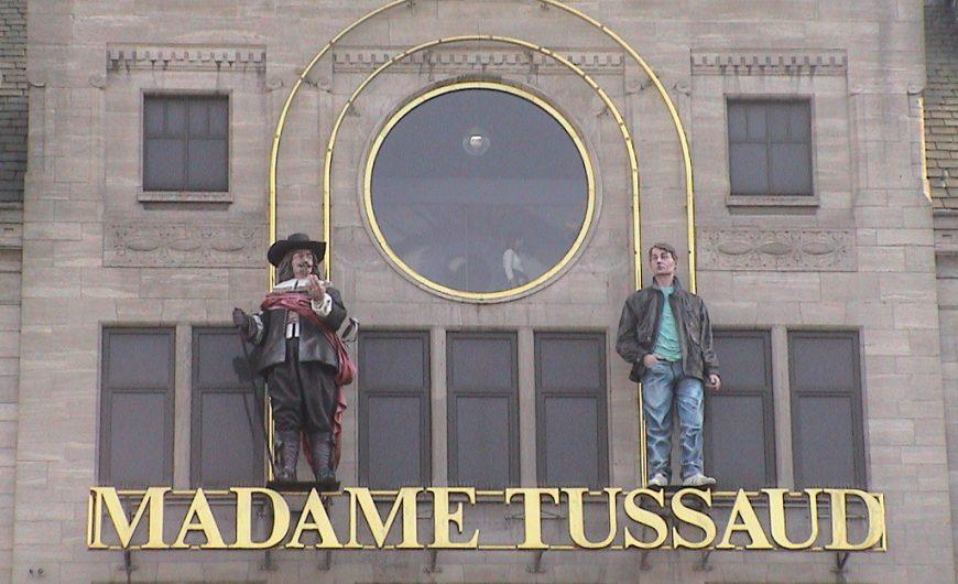 Musée de cire Madame Tussauds : le Musée qui vous fait sourire